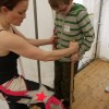 e. circus skills workshops - stiltwalking