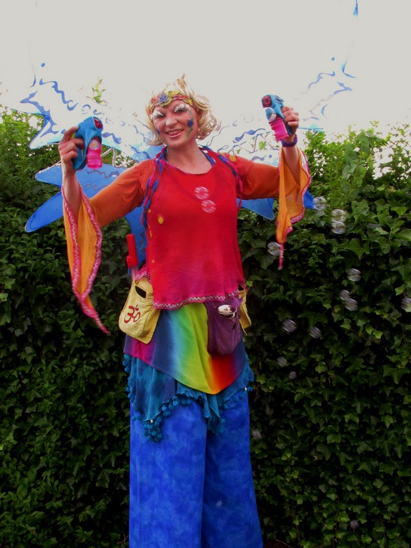 Ariel Killick - Rainbow Bubble Fairy 1