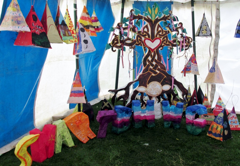 Celtic Wishing Tree / Craobh nam Miann