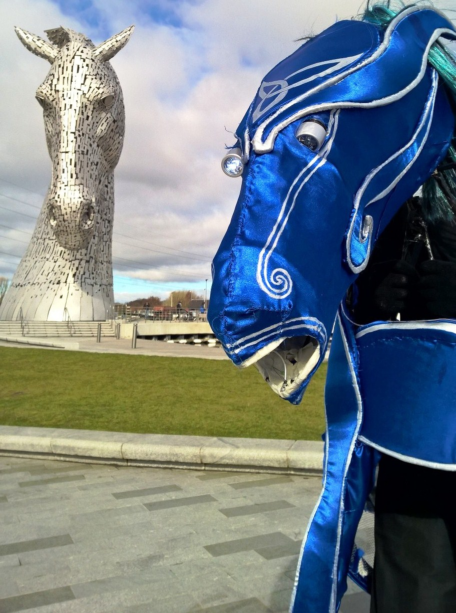 Independent State of Happiness  The Helix Falkirk a